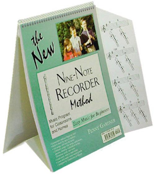 Self Standing Recorder Book
