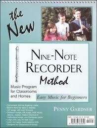 elementary music education recorder method