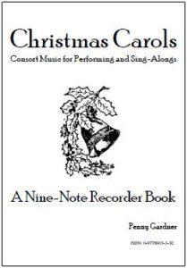 christmas carols for recorder consort