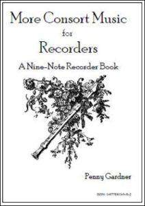 intermediate music for recorder consort