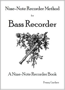 bass recorder method, learn to play bass recorder